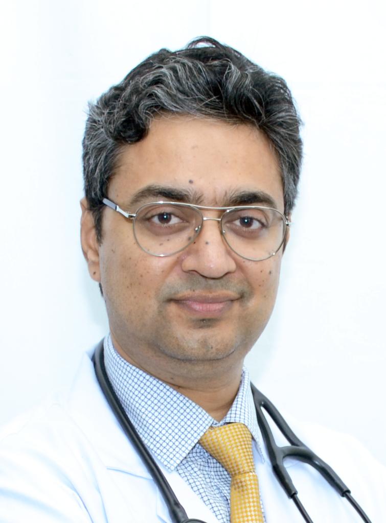 Dr. Mohit Chaturvedi