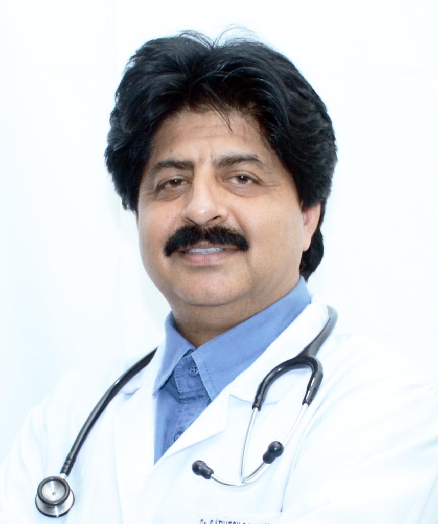 Dr. Sarvesh Saran Joshi